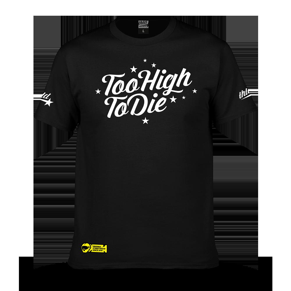 Too high to die Classic – pánské triko