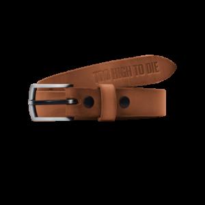 thtd kožený pásek - GENTLE